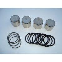 kit 4 pistons/coupelles étrier AV Disco TDI