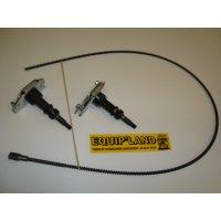 Kit cable et axes d'essuie-glace TD5/TD4