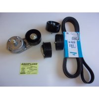 KIT COURROIE/ GALETS 2.4 CLIM