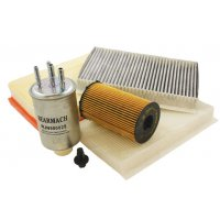Kit filtration 2.7 TDV6