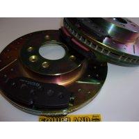 Kit freins AV Performance DISCO3/Range Sport