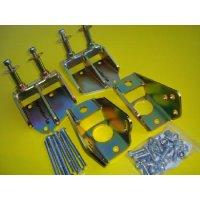kit montage double-amortisseurs AR 90/110/DIS