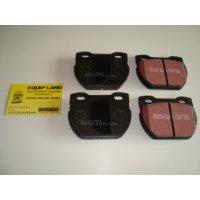 Plaquettes AR Defender 110/130 EBC