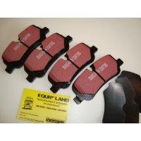plaquettes AR EBC Disco3/Range Sport
