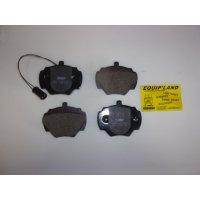 Plaquettes frein AR Ferodo (Range Classic)