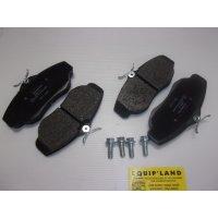 Plaquettes frein AV RRP38/ DiscoTD5