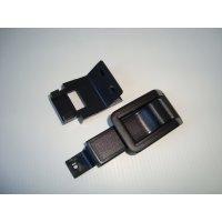 poussoir de verouillage porte Def (3 pièces)