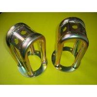 Supports tubulaires amortisseurs av (paire)